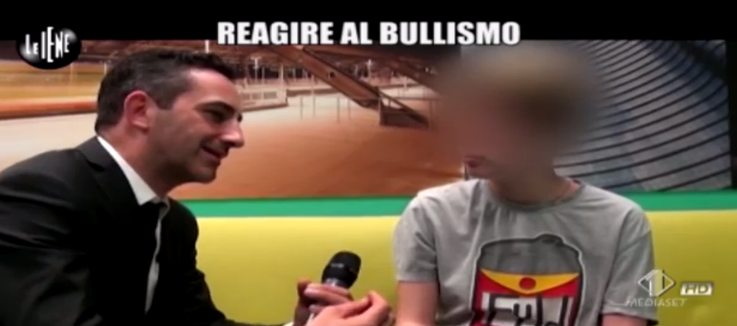 Matteo Viviani, Reagire al bullismo