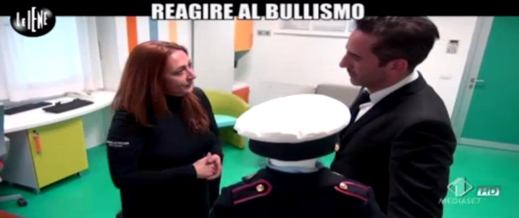 Matteo Viviani, servizio sul bullismo