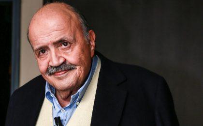 'Parliamone': Maurizio Costanzo in un nuovo talk show su Rai Premium
