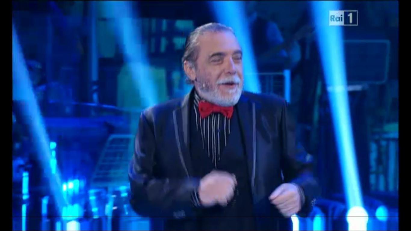 Nino Frassica ballerino per una notte
