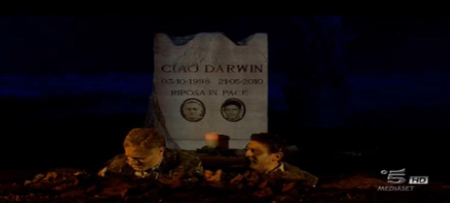 Primi minuti Ciao Darwin 7