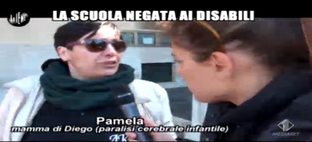 Sabrina Nobile, la scuola negata ai disabili