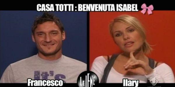 Totti e Ilary