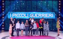Pequenos Gigantes 2016: i vincitori sono I Piccoli Guerrieri, la squadra di Rudy Zerbi