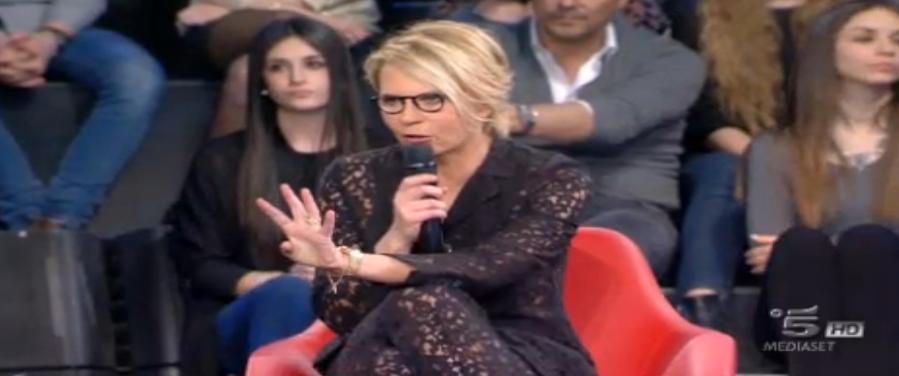 Maria De Filippi, 4 voti per i Bianchi