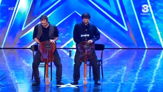 A Italia's got talent il Kamasutra della chitarra