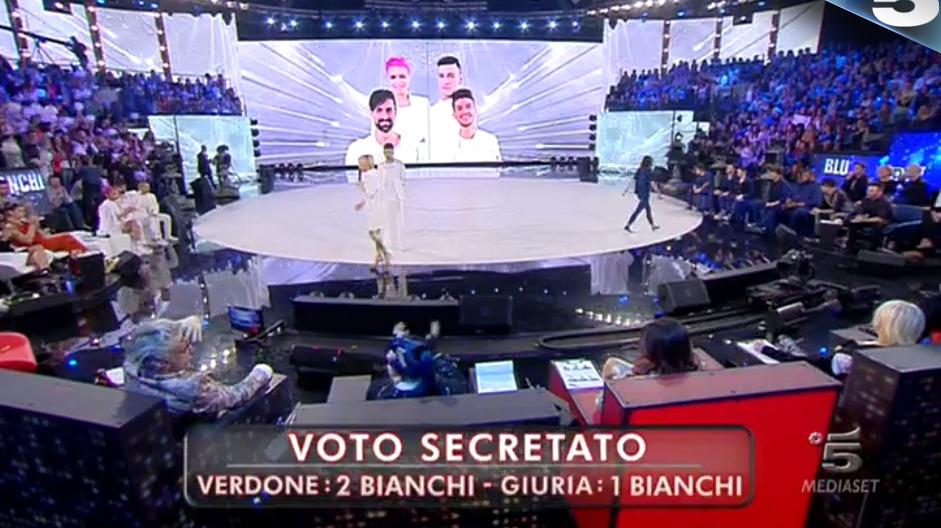 Amici 15, Bianchi vincono seconda manche   seconda puntata