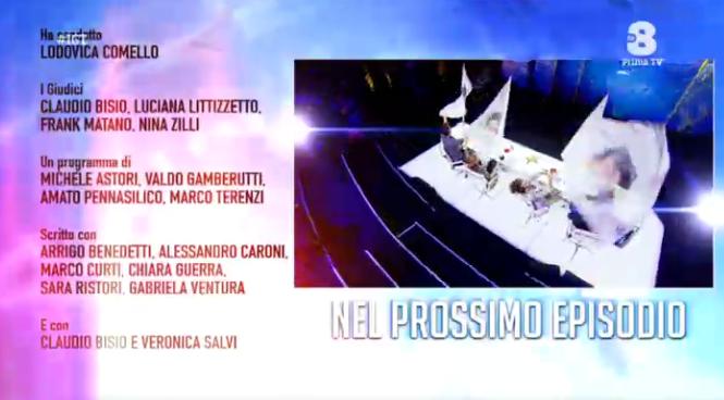 Autori Italia's got talent 2016