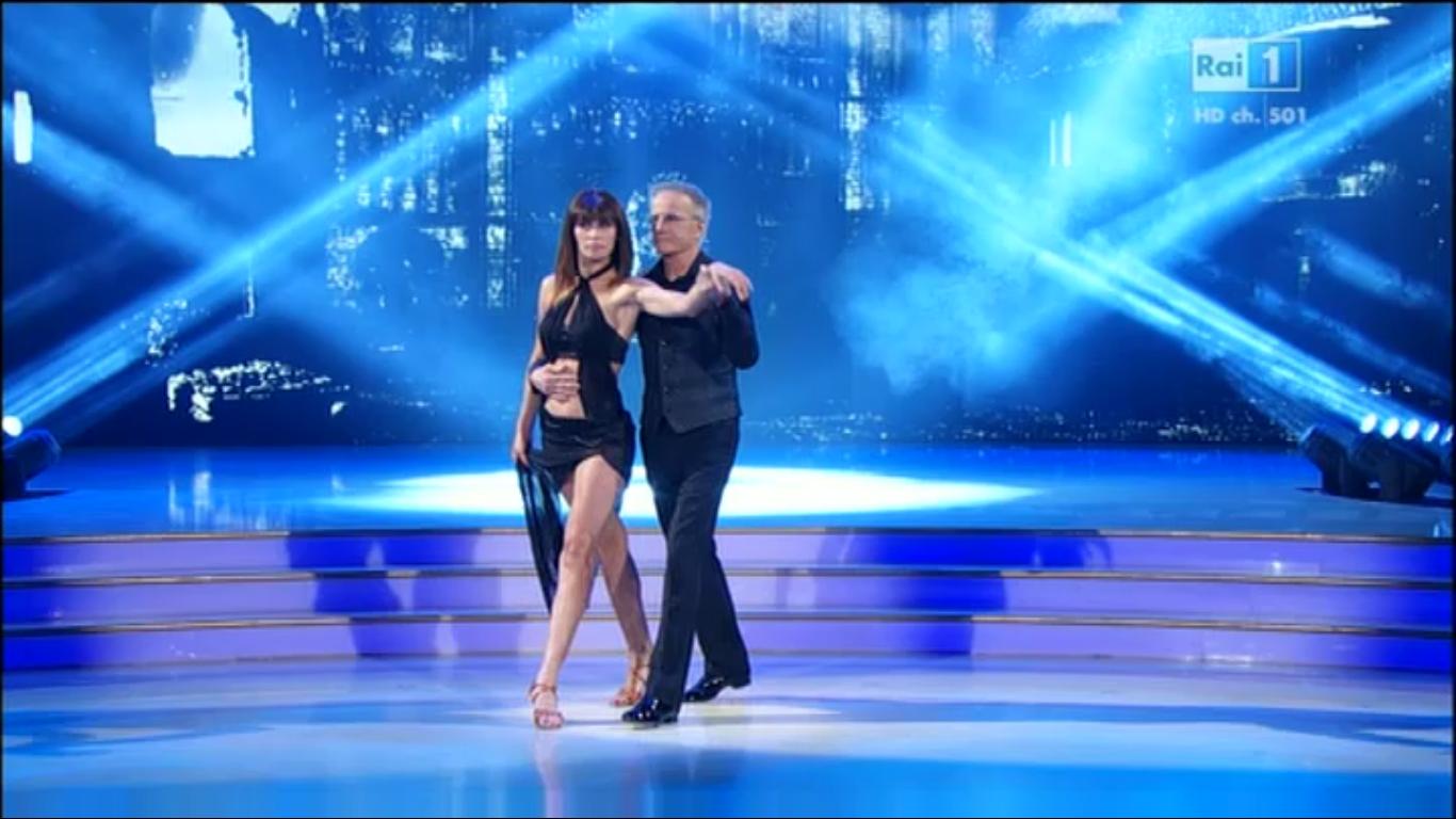 Christopher Lambert ballerino per una notte