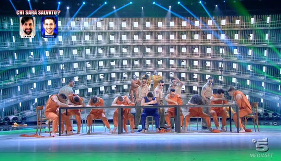 Coreografia finale Michele