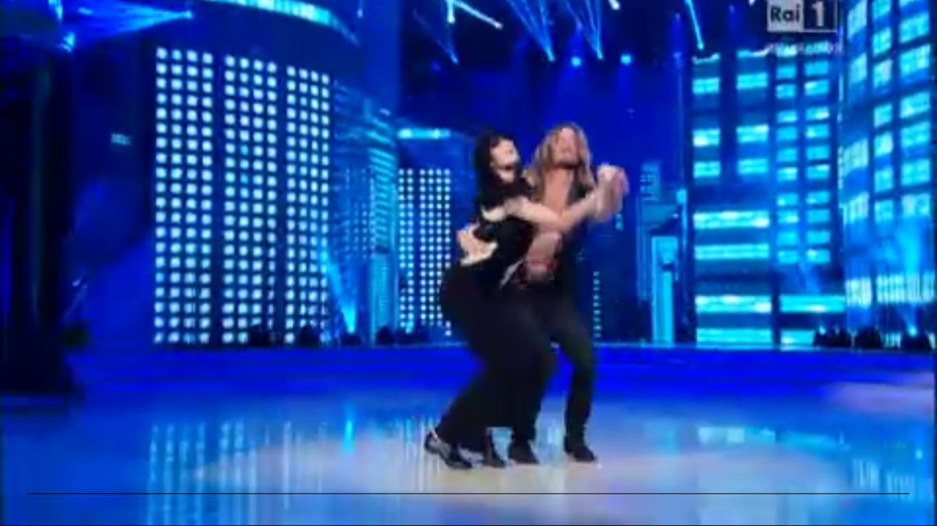 Daniel Nilsson e Valeriia Belozerova, Quick Step