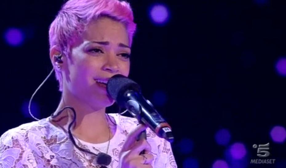 Elodie canta Sergio Endrigo ad Amici