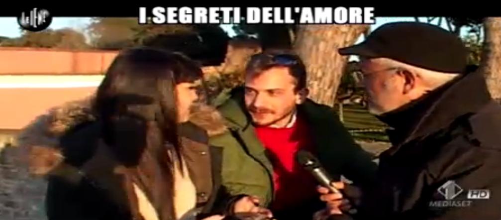 Enrico Lucci, I Segreti dell'amore