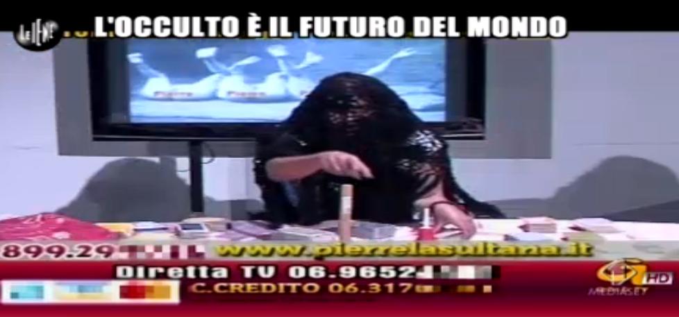 Enrico Lucci e 'gli operatori dell'occulto'