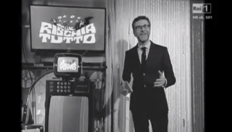 Fabio Fazio, prima puntata speciale Rischiatutto