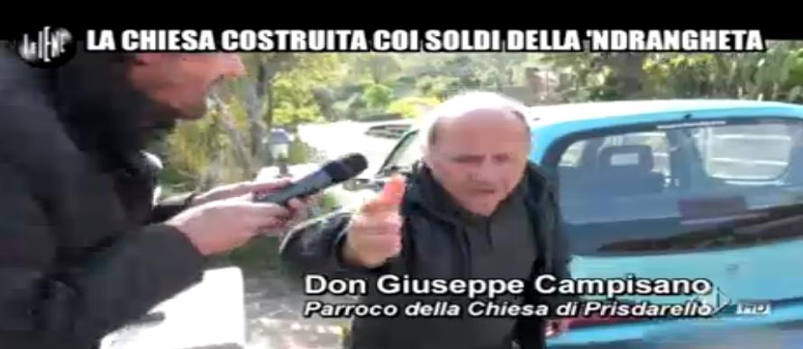 Filippo Roma, Don Giuseppe Campisano