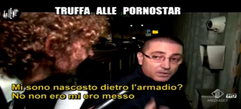 Filippo Roma, truffa alle porn0star