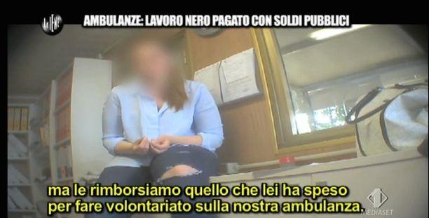 Gaetano Pecoraro servizio ambulanze