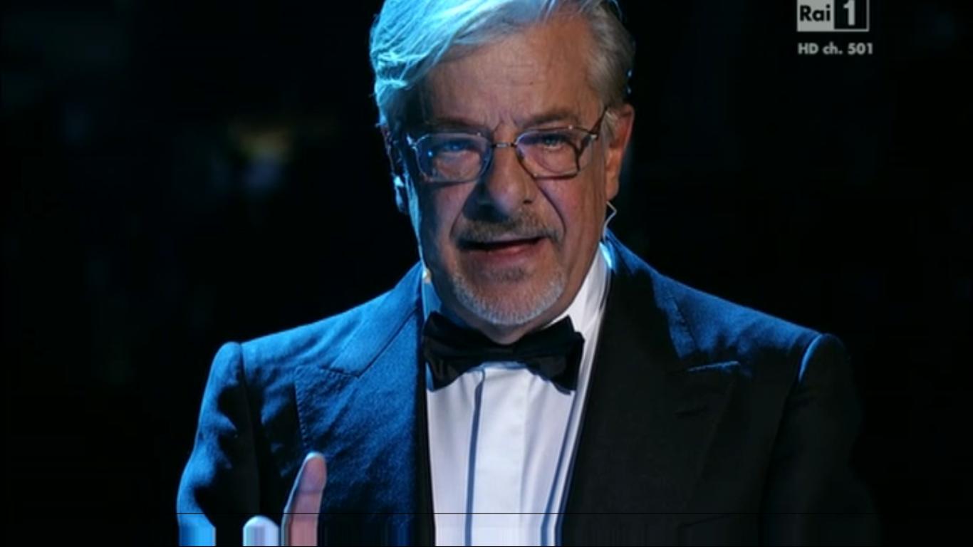 Giancarlo Giannini monologo
