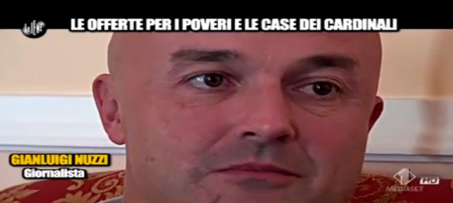 Gianluigi Nuzzi a Le Iene