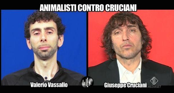 Giuseppe Cruciani contro gli animalisti