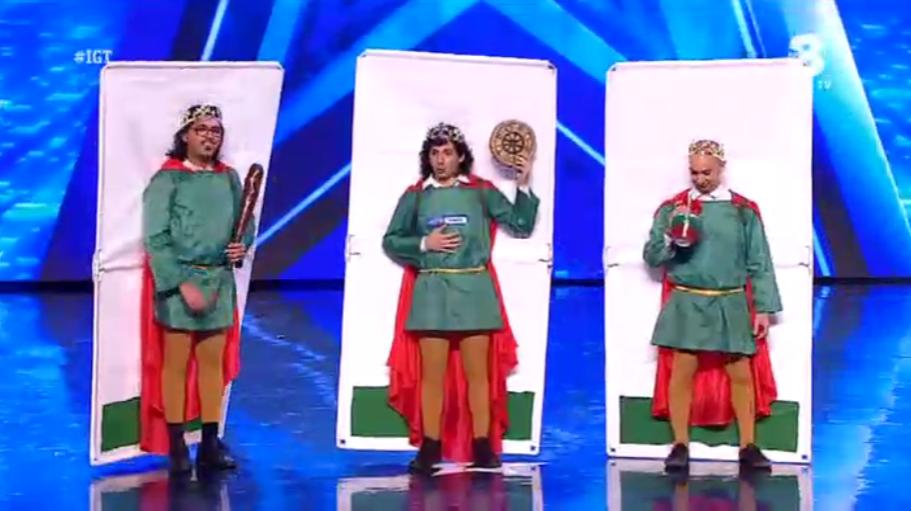 I Bruttos a Italia's got talent 2016