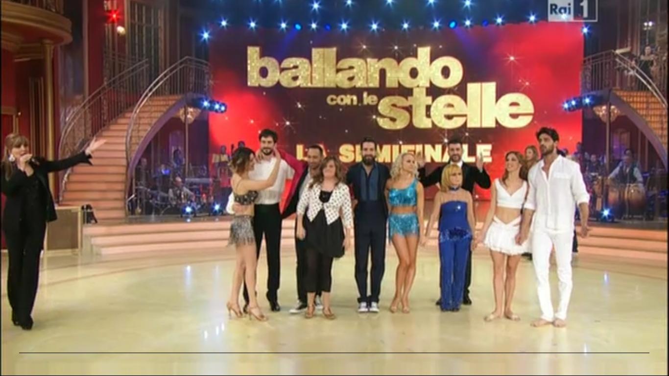 I finalisti di Ballando con le stelle 2016
