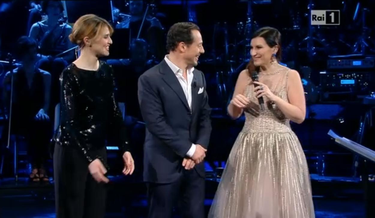 Laura, Paola e Stefano Accorsi