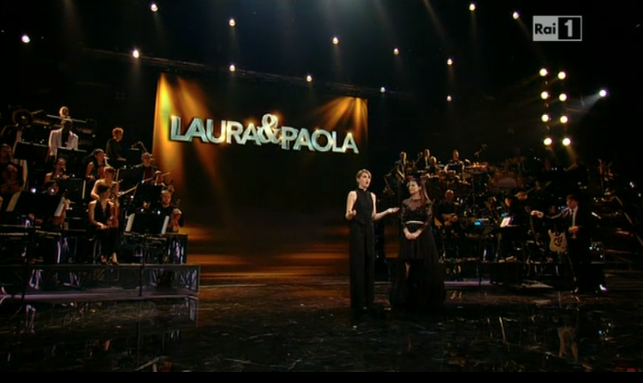Laura Pausini e Paola Cortellesi sull'amore