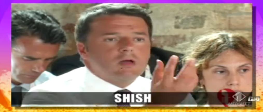 Le Iene ironizzano sull'inglese di Matteo Renzi