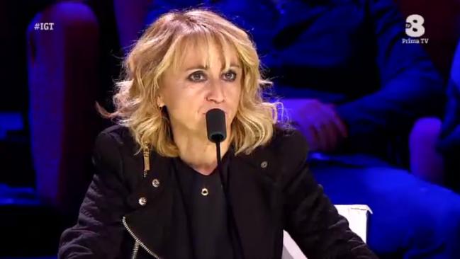 Luciana Littizzetto, manca solo il suo golden buzzer