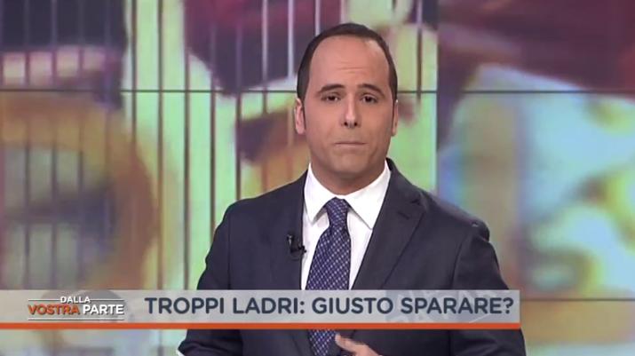 Marcello Villonuovo sostituisce Paolo Del Debbio a Dalla Vostra parte