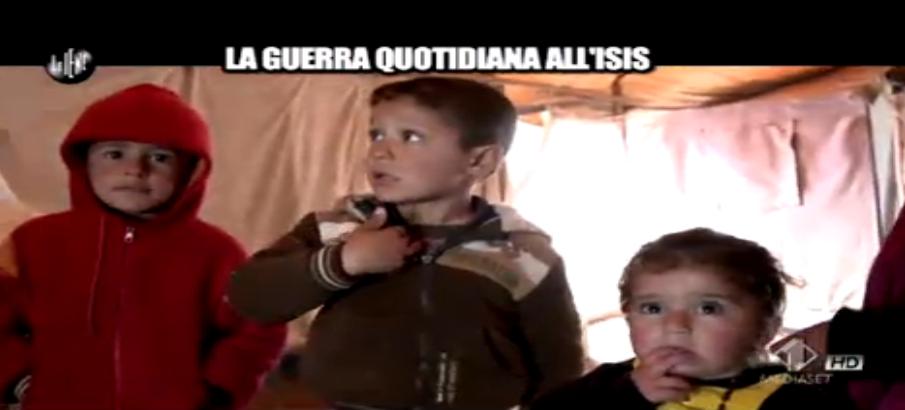 Marco Maisano, la guerra negli occhi dei bambini