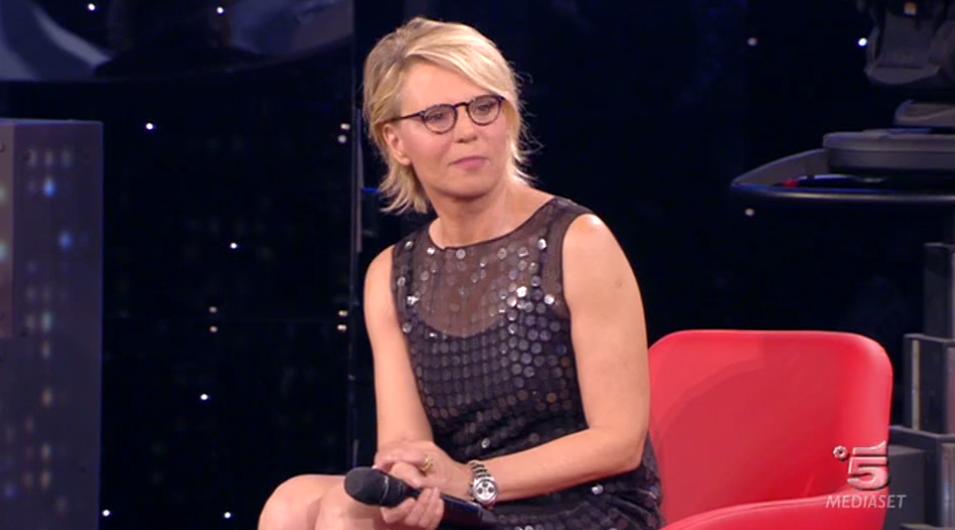 Maria De Filippi nel sabato sera di Canale 5