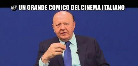 Massimo Boldi intervista iene