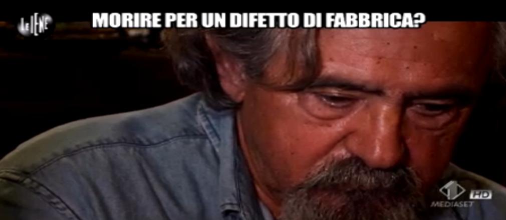 Matteo Viviani, Morire per un difetto di fabbrica