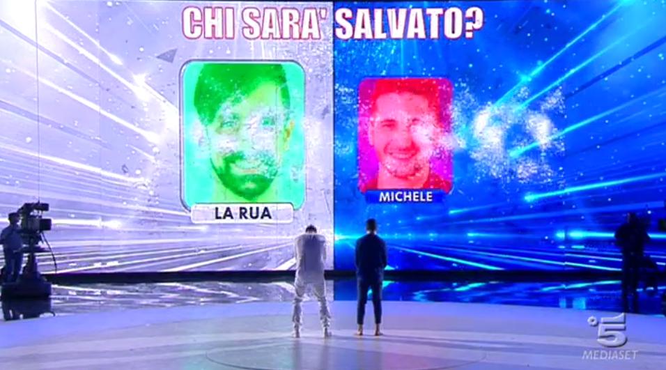 Michele Lanzeroti eliminato da Amici 15