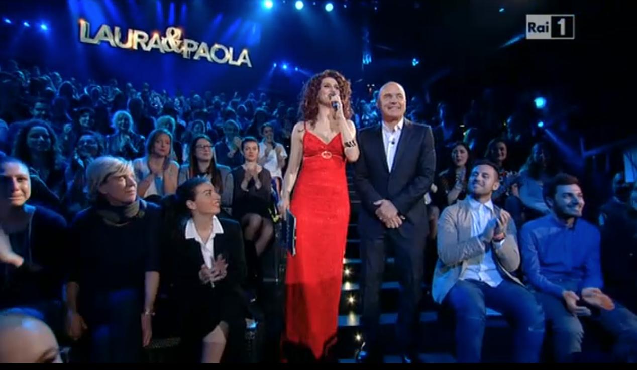 Paola Cortellesi e Luca Zingaretti