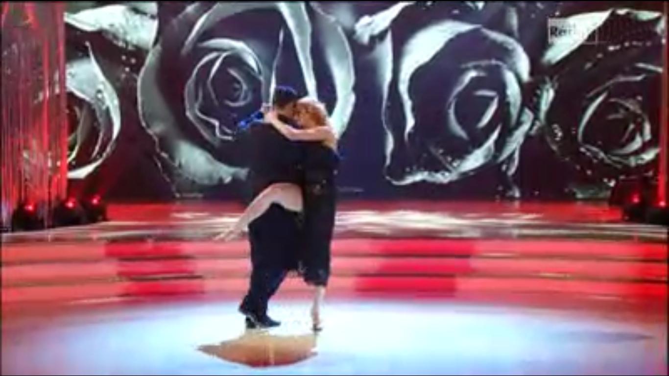 Salvo Sottile e Alessandra Tripoli Tango