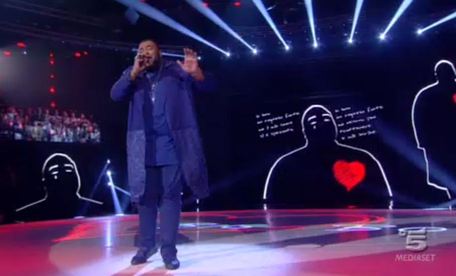 Sergio canta Big Boy, il suo inedito