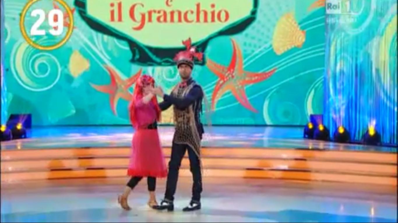 Sirenetta e Granchio