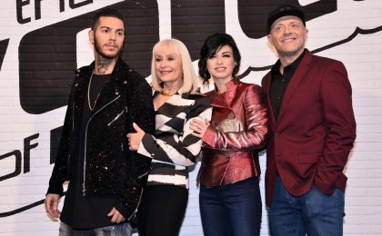 The Voice 4, decima puntata, tornano i Knock Out: le squadre sono pronte, Claudio Cera eliminato