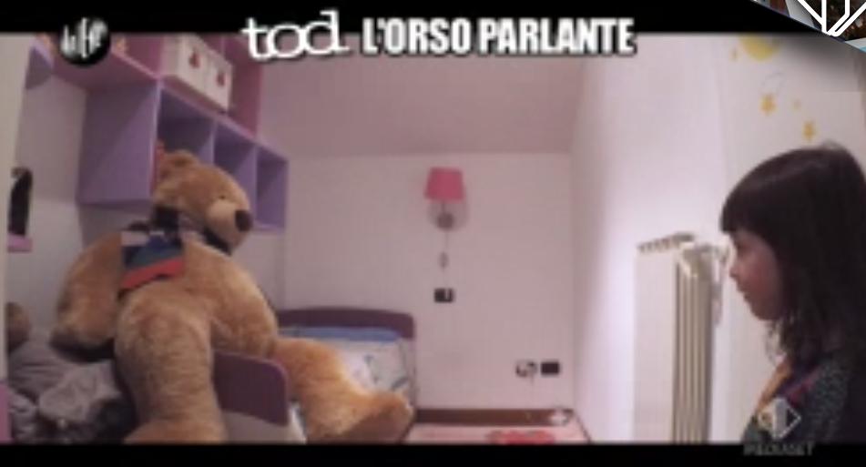 Tod, L'Orso parlante, Niccolò Torielli