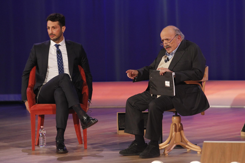 Maurizio Costanzo Show 2016: Fabrizio Corona ospite della prima puntata