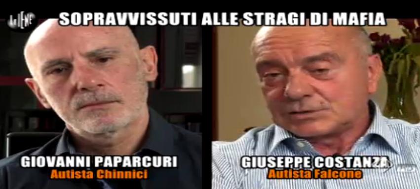 1 Cristiano Pasca, sopravvissuti alle stragi di Mafia