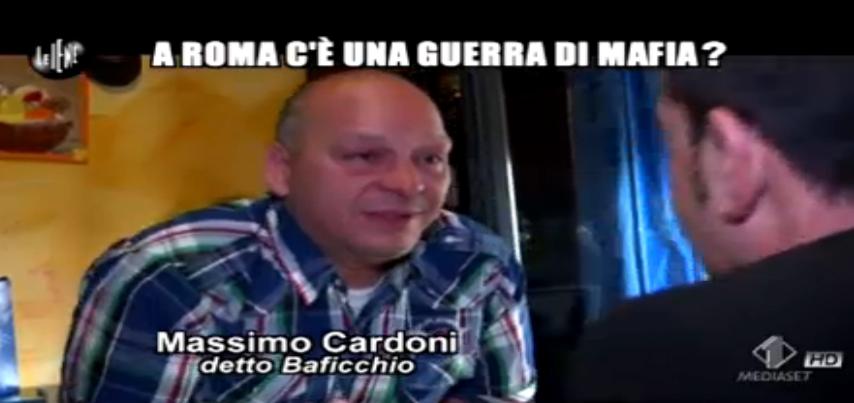 10 Filippo Roma, Suburra, il dubbio della mafia a Roma