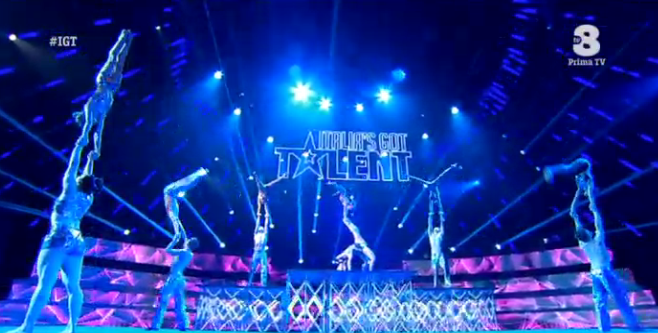 14 Società Grugliasco a Italia's got talent 2016