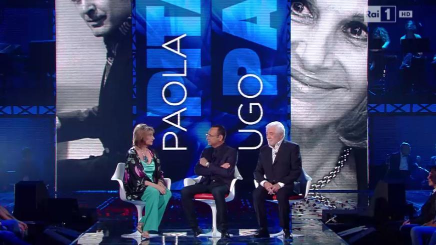17 Paola Pitagora e Ugo Pagliai ospiti a I migliori anni