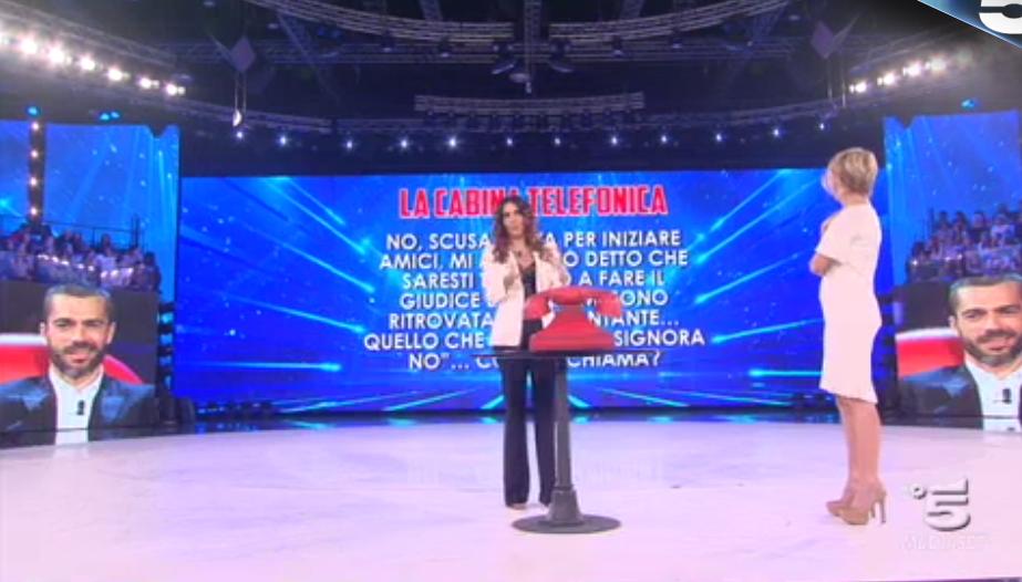 26 Sabrina Ferilli, scherzo telefonico a Luca Argentero
