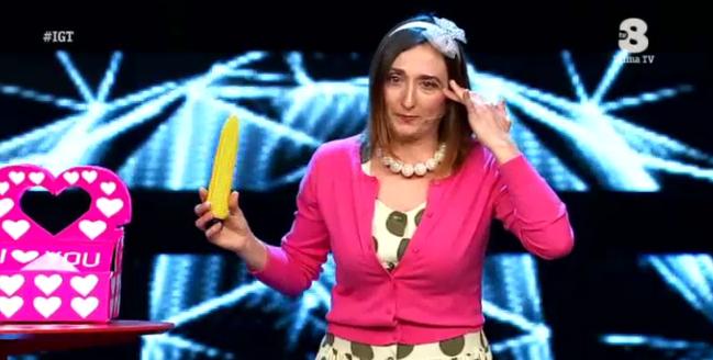 32 Giorgia Battocchio e il monologo coi sex toys